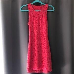 Express Sleeveless Backless Dress